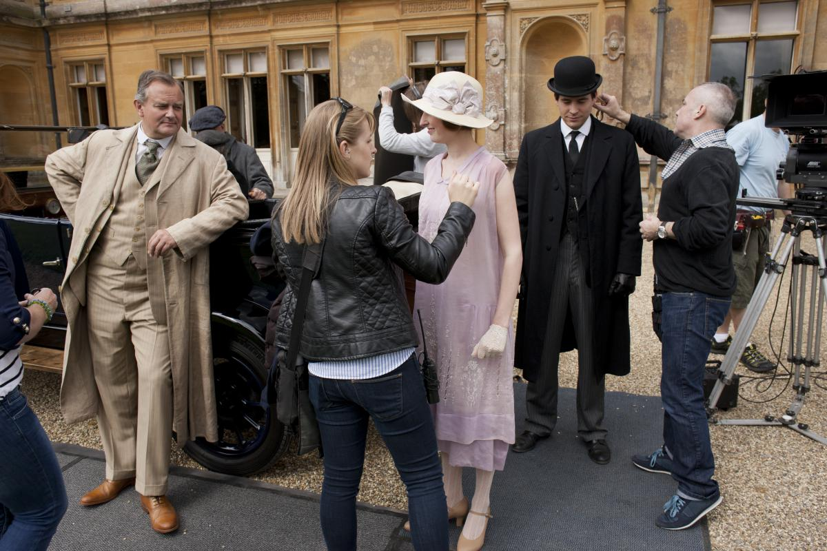 Downton Abbey is going on tour foto