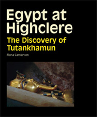 Egypt at Highclere by Fiona Carnarvon