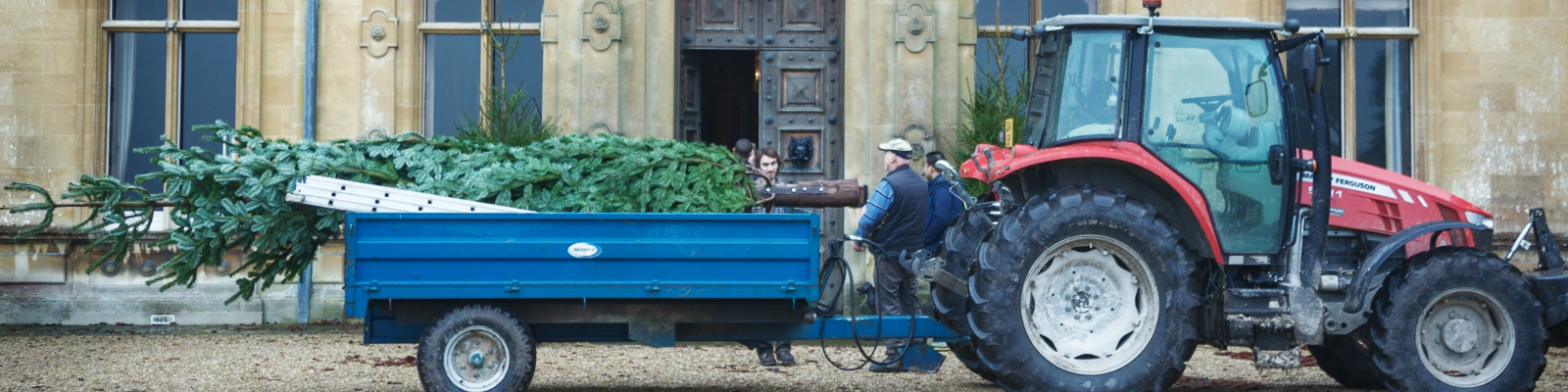 Christmas Events   Highclere Castle