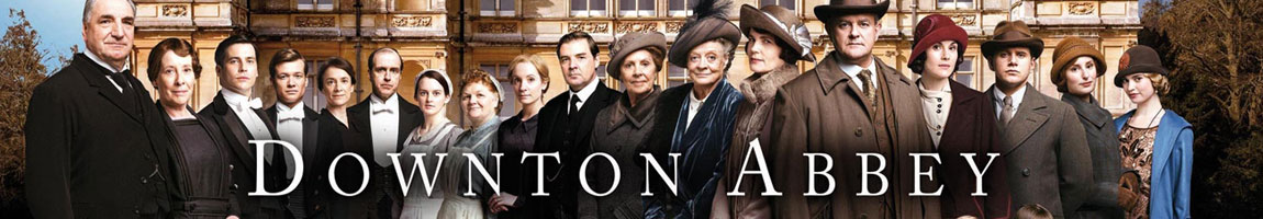 Downton Abbey on golden globe tickets