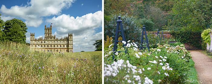 Highclere Castle Castle Gardens Castle Walks Woodlands