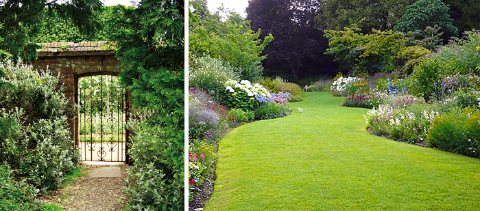 Gardens Images garden design: garden design with breezy knees gardens the flower